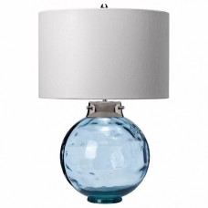 Настольная лампа декоративная Elstead Lighting Kara DL-KARA-TL-BLUE