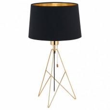 Настольная лампа декоративная Eglo Camporale 39179