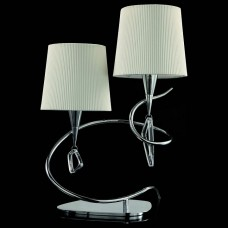 Настольная лампа декоративная Mantra Mara 1651