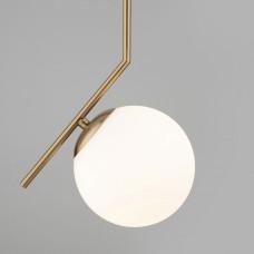 Подвесной светильник Оптима Frost 50152/1 латунь