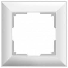 Рамка на 1 пост Werkel WL14 WL14-Frame-01 (Белый)