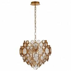 Подвесной светильник Crystal Lux Deseo DESEO SP6 D460 GOLD