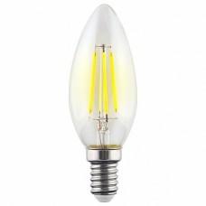 Лампа светодиодная Voltega Candle E14 9Вт 2800K VG10-C1E14warm9W-F