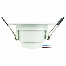 Встраиваемый светильник Volpe ULM-Q261 ULM-Q261 5W/DW IP44 WHITE
