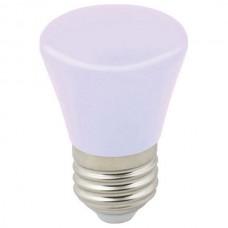 Лампа светодиодная Volpe Décor Color E27 1Вт K LED-D45-1W/RGB/E27/FR/С BELL