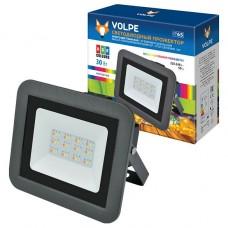 Настенный прожектор Volpe ULF-Q511 ULF-Q511 30W/RGB IP65 220-240В BLACK картон