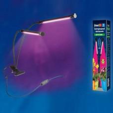 Светильник для растений Uniel ULT-P3 ULT-P33-15W/SPSB/TM IP40 BLACK
