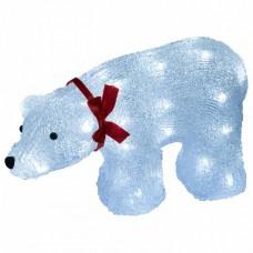 Зверь световой Белый медведь [23 см] Uniel ULD 7954