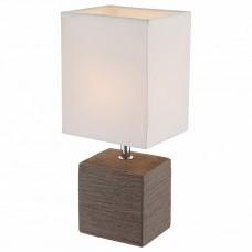 Настольная лампа декоративная Globo Geri 21677