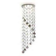 Встраиваемый светильник Ambrella Crystal K3440 K3440 CL/BK/CH