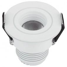 Встраиваемый светильник Arlight Ltm-r45 Ltm-r45WH 3W Day White 30deg
