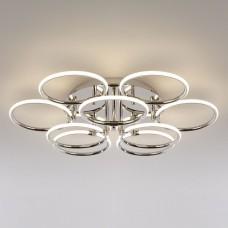Накладной светильник Eurosvet  90069/9 хром
