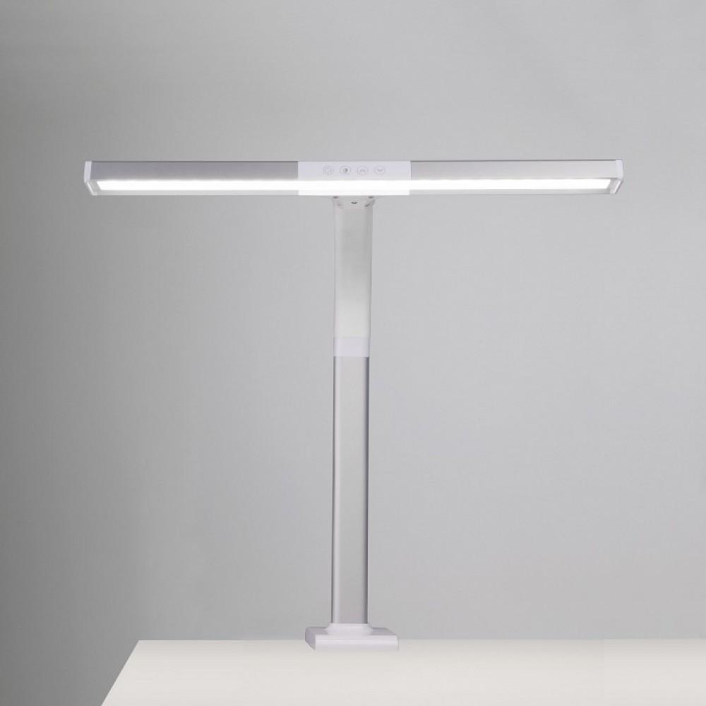 Настольная лампа офисная Eurosvet Designer 80500/1 белый 9W