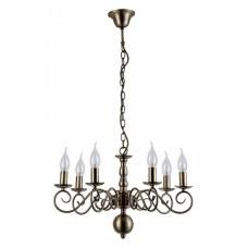 Подвесная люстра Arte Lamp 1129 A1129LM-7AB