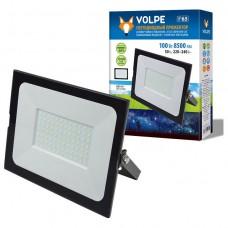 Настенный прожектор Volpe ULF-Q513 ULF-Q513 100W/6500K IP65 220-240В BLACK картон