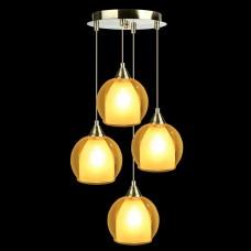 Подвесной светильник 33 идеи AB_S.11 PND.101.04.01.AB+S.12.AM(4)