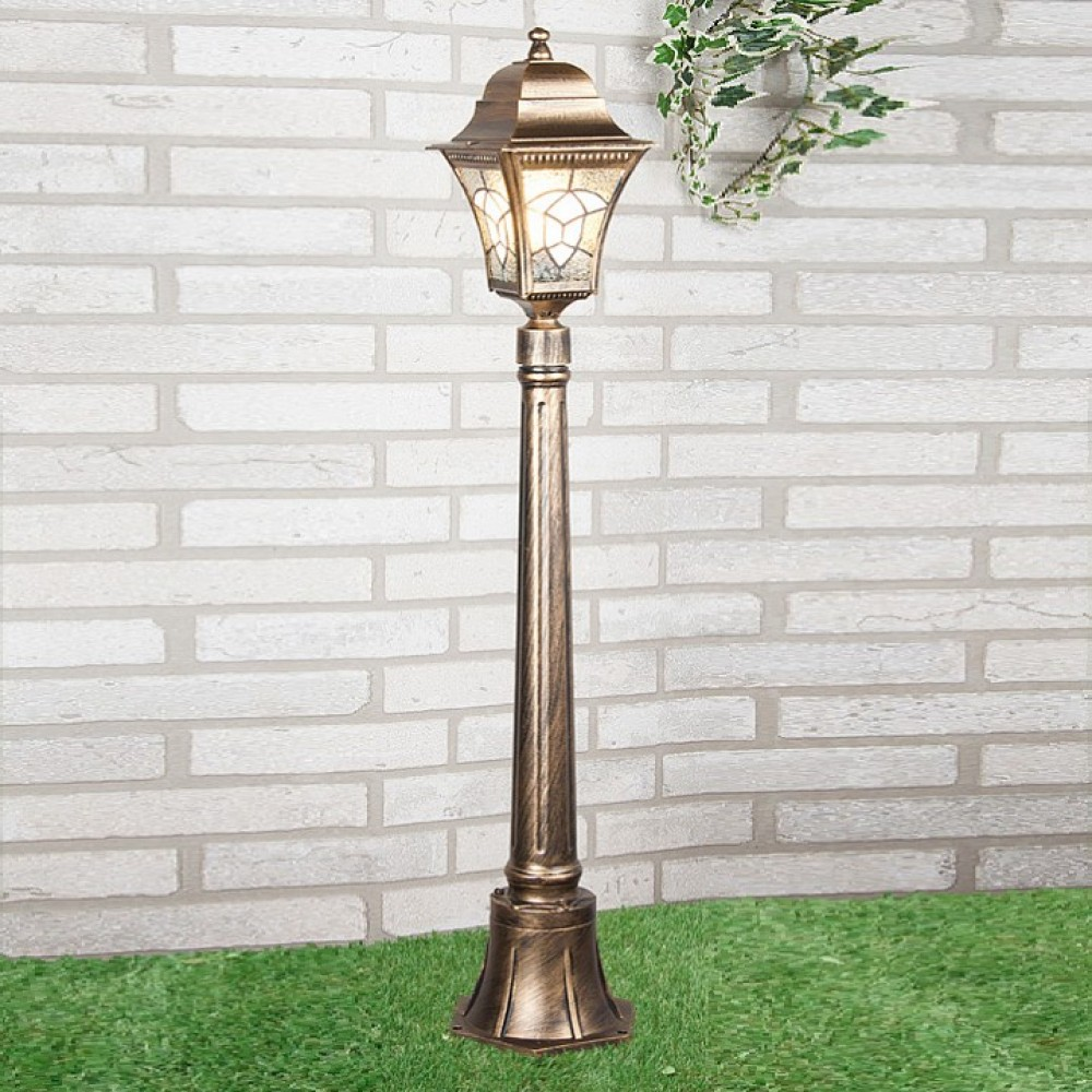 Наземный высокий светильник Elektrostandard Altair F a025022