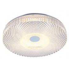 Накладной светильник Ambrella Orbital Crystal F97 CL 72W D490