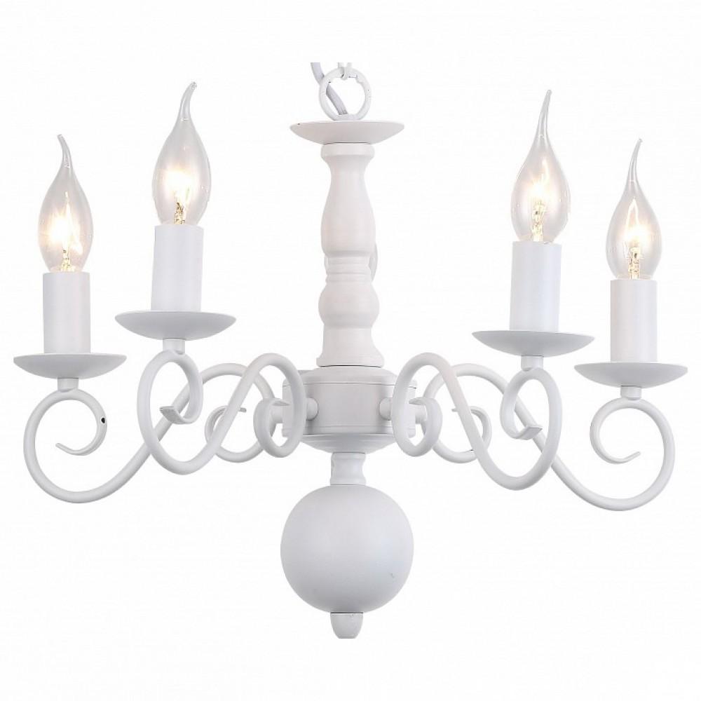 Подвесная люстра Arte Lamp 1129 A1129LM-5WH
