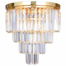 Накладной светильник Zumaline Amedeo FC17106/4+1-GLD
