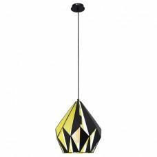Подвесной светильник Eglo Carlton 1 49256