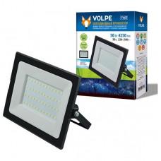 Настенный прожектор Volpe ULF-Q513 ULF-Q513 50W/6500K IP65 220-240В BLACK картон