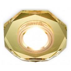 Встраиваемый светильник Ambrella Classic 8020 8020 GOLD