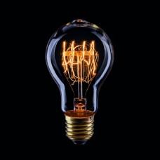 Лампа накаливания Voltega Loft E27 60Вт 2200K VG6-A19A3-60W
