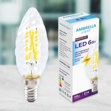 Лампа светодиодная Ambrella Filament 202124