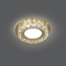 Встраиваемый светильник Gauss Backlight 1 BL043