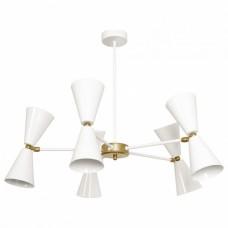 Настольная лампа офисная Natural Concepts Nelson NC-NELSON-CR5-S