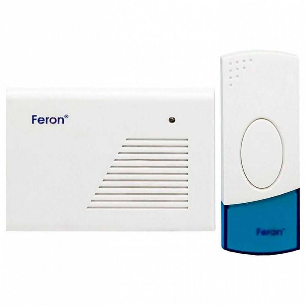 Звонок беспроводной Feron Saffit H-118B 23605