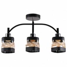 Накладной светильник Imex 51503 MD.51503-3-S BK+CH