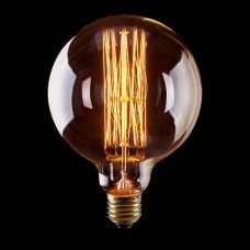 Лампа накаливания Voltega Loft E27 40Вт 2200K VG6-G125A1-40W