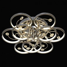 Потолочная люстра Максисвет 1708 1-1708-9-CR Y LED