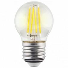 Лампа светодиодная Voltega Globe E27 9Вт 4000K VG10-G1E27cold9W-F