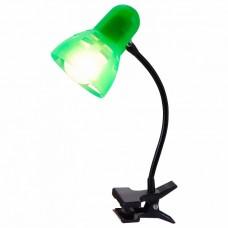 Настольная лампа офисная Globo Clip 54854