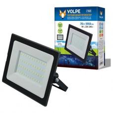 Настенный прожектор Volpe ULF-Q513 ULF-Q513 70W/6500K IP65 220-240В BLACK картон