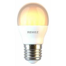 Лампа светодиодная Remez RZ-117-G45-E27-7W-3K