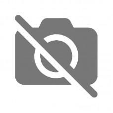 Накладка для розетки RJ11 или RJ45 Werkel WL04-RJ45+RJ45-CP (графит рифленый)