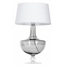 Настольная лампа декоративная 4 Concepts Oxford Transparent Black L048311501