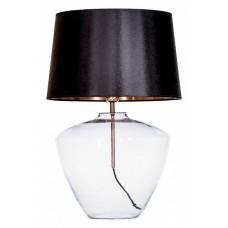 Настольная лампа декоративная 4 Concepts Ravenna Transparent L052331250