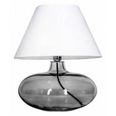 Настольная лампа декоративная 4 Concepts Stockholm Black L005252215