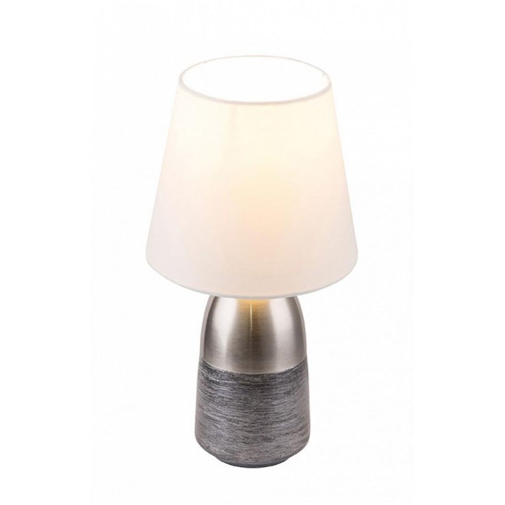 Настольная лампа декоративная Globo Eugen 24135W