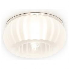 Встраиваемый светильник Ambrella Glass 1 D7330 CH/W