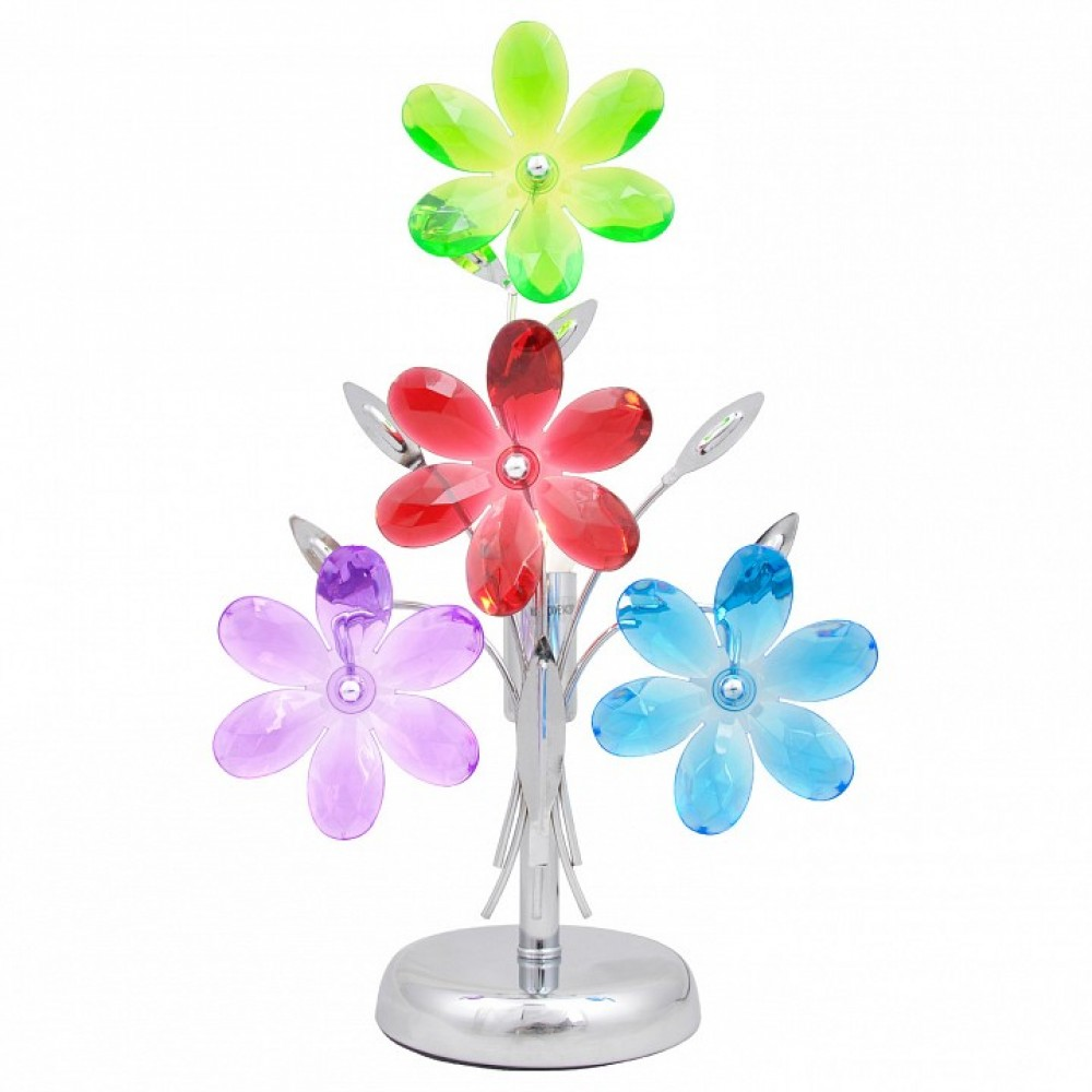Настольная лампа декоративная Globo Rainbow 51530-1T