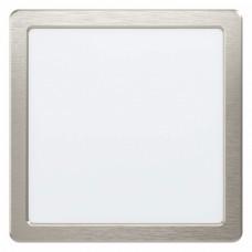 Встраиваемый светильник Eglo ПРОМО Fueva 5 99169