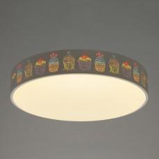 Накладной светильник DeMarkt Гуфи 716010101