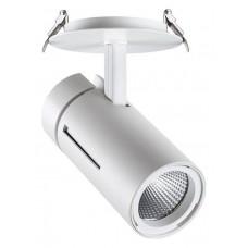 Встраиваемый светильник на штанге Novotech Dep 358600