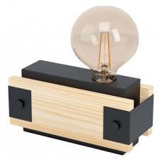 Настольная лампа декоративная Eglo Layham 43469